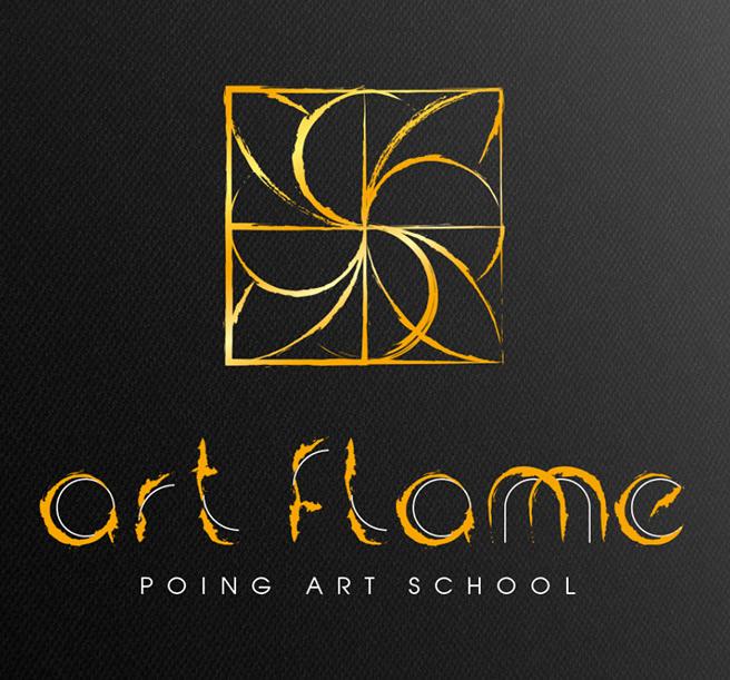 Фирменный стиль Art Flame
